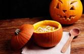 soupe halloween